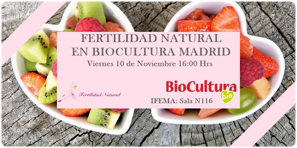 Biocultura fertilidad natural